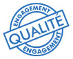 Logo Engagement Qualite