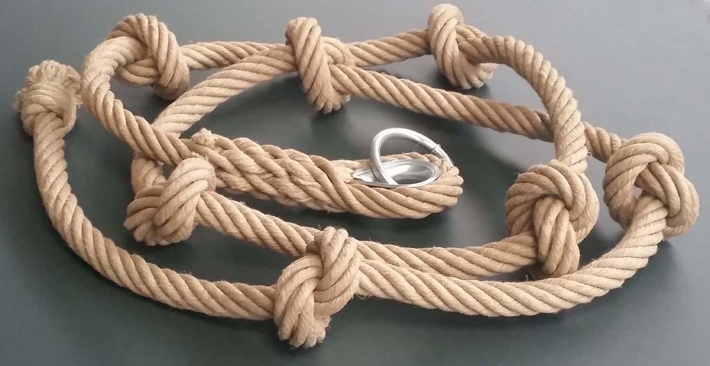 portiques balan oires corde noeuds pour portique ht 3m. Black Bedroom Furniture Sets. Home Design Ideas