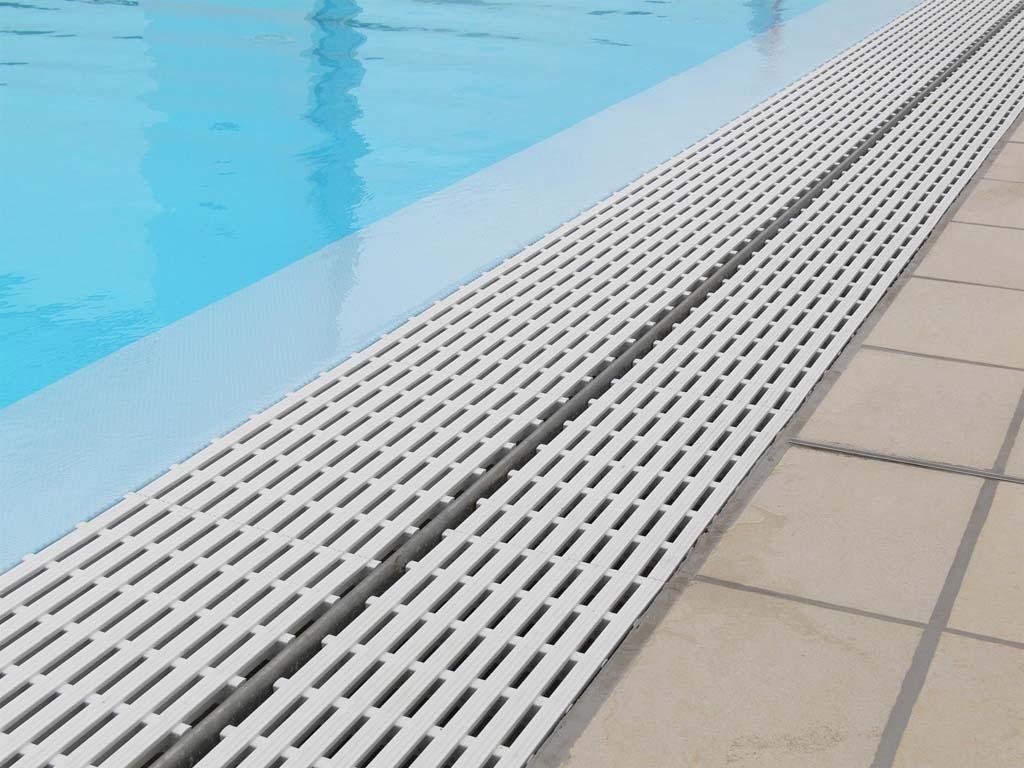 accessoires piscine grille de goulotte rigide ep 25mm. Black Bedroom Furniture Sets. Home Design Ideas